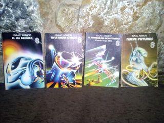 Lote Isaac Asimov (Super ficción)
