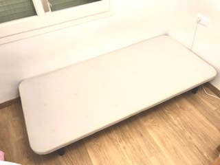 Base cama IKEA 90