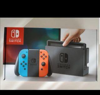Nintendo Switch 6 meses