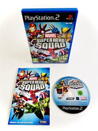 SUPER HERO SQUAD - ps2