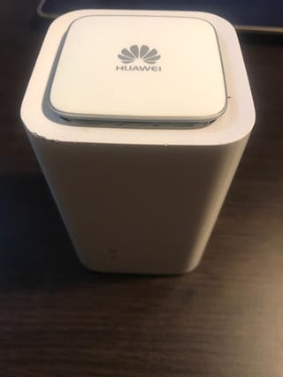Router 4g flybox con tarjeta sim