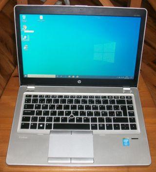 Portátil HP Elitebook 9480m