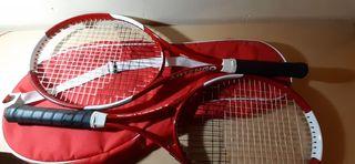 Kit de raquetas Artengo + Bolsa