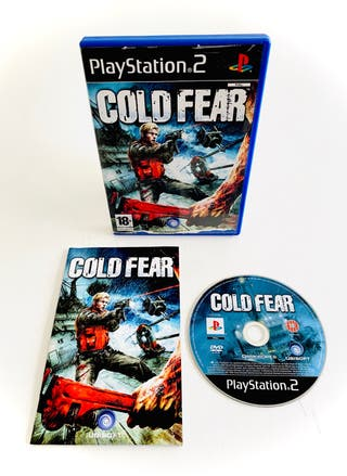 COLD FEAR - ps2