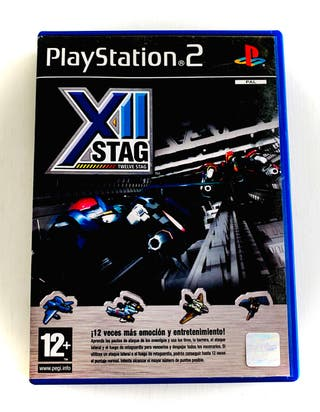 XII STAG - ps2