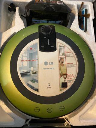Robot aspirador LG Hom-Bot