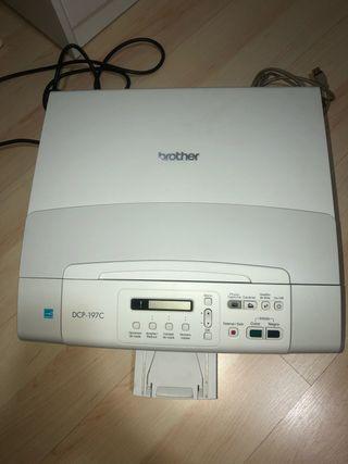 Impresora Brother DCP197C