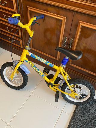 Bicicleta BH niños/as