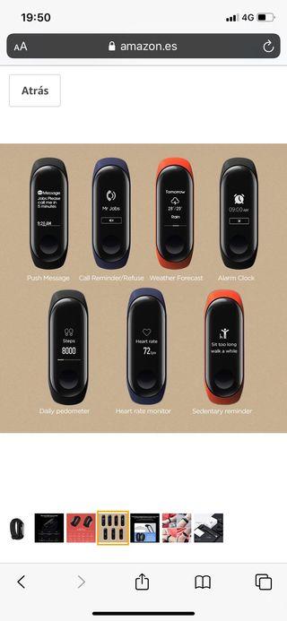 Pieza reloj Xiaomi