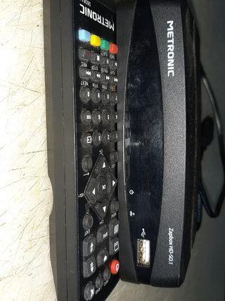Receptor TDT HD Zapbox HD-SO.1 i usb