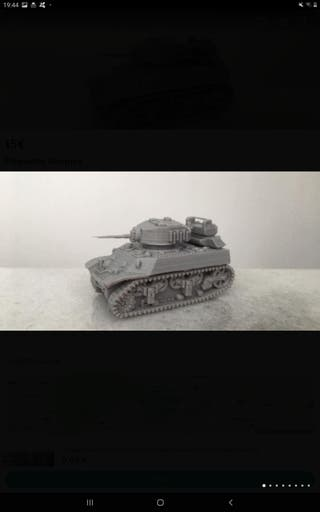 maquetas de aviones tanques a escala impresora 3d