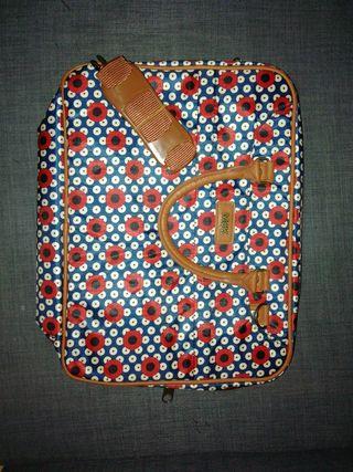 Bolso maletin ordenador portatil misako