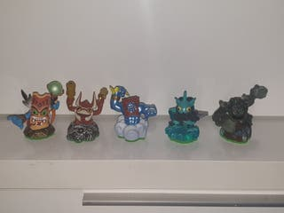 skylanders giants y swap force