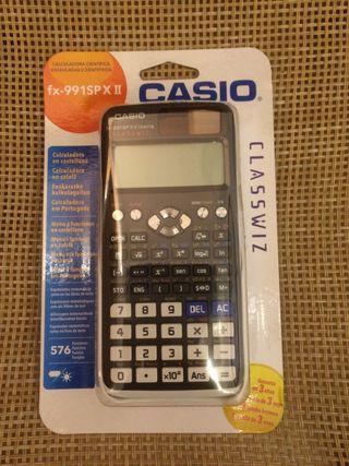 Calculadora científica Casio fx-991SPX2