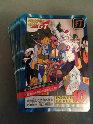 Set 39/40 Dragon Ball Super Battle Parte 20