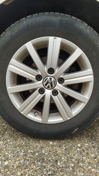 """Llantas 15"""" Volkswagen VAG"""