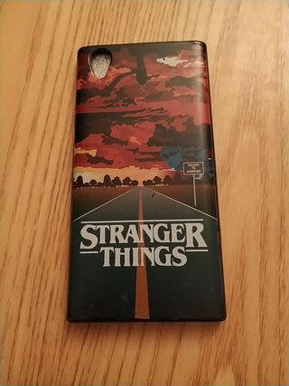funda Stranger Things Sony Xperia L1