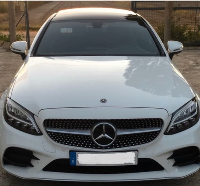 Mercedes-Benz Clase C 2018 lo
