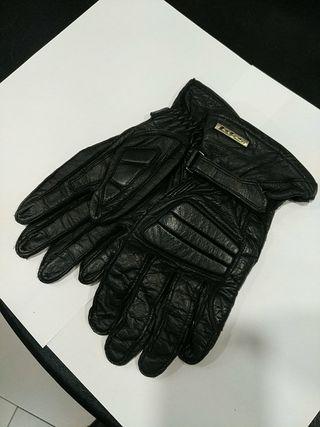 guantes moto bks piel