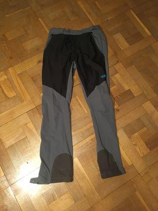 Pantalones esquí travesia northface