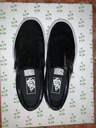 Sneakers vans y reebok 2x1