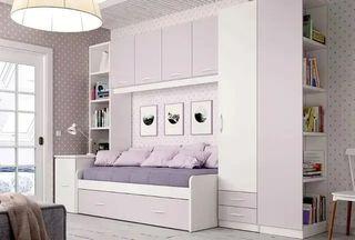 Dormitorio juvenil lider 120