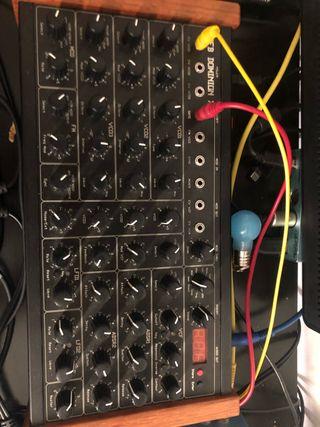 Analog sintetizador