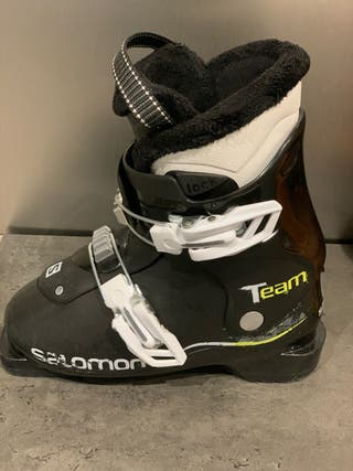 Botas esqui Salomon niño