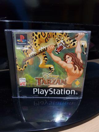Tarzán Ps1