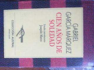 Libro Gabriel García Márquez. Cien años de Soledad