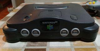 Nintendo 64 ( 10 euros menos que en Cex )