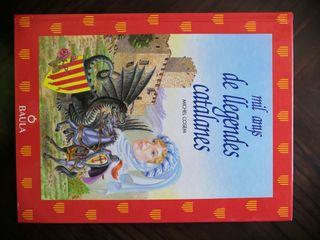 1000 anys de llegendes catalanes