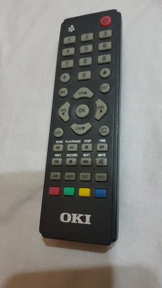 Mando TDT OKI iZapper TA-V InOutTV USB