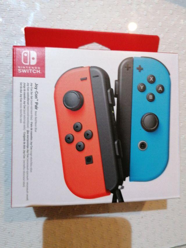 joy con originales de Nintendo switch