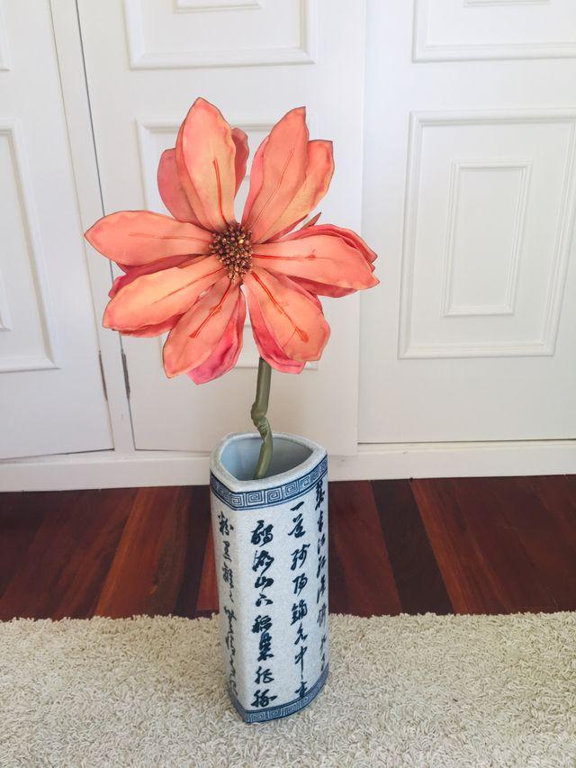 Flor artificial grande