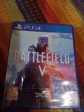Battlefield 5 nuevo a estrenar