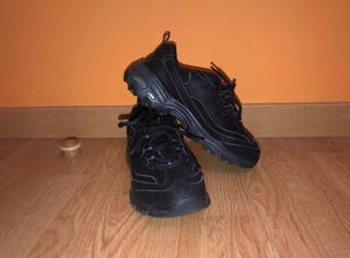 Zapatillas Skechers DLites negras