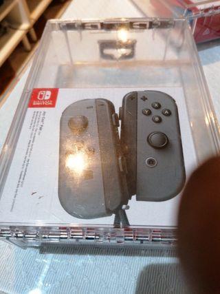 joy con Nintendo switch gris