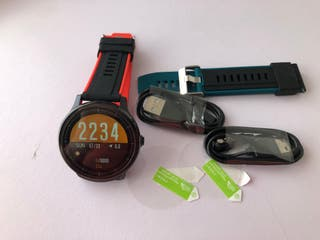 Smartwatch Impermeable IP68 Deportes y Monitor Act