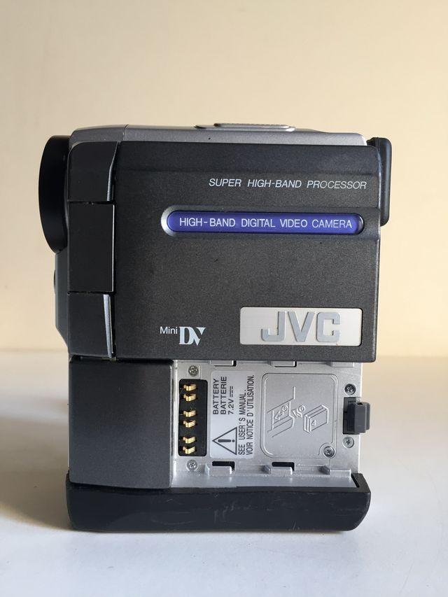 Cámara de vídeo JVC mini DV