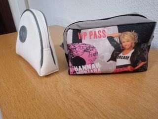 Pack bolsitas aseo, neceser.