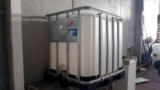 Depósito 1000 litros reforzado