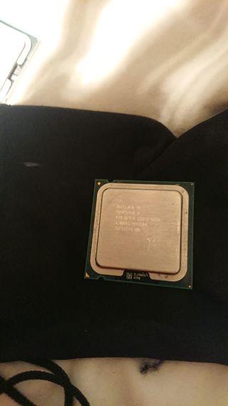 Procesador Intel Pentium D930