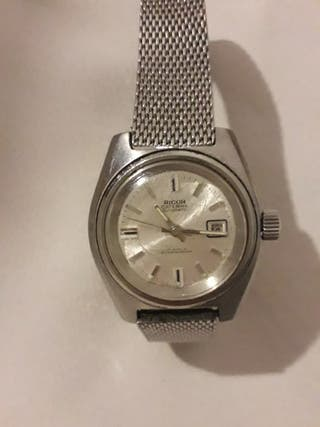 Reloj ricoh vintage automatic