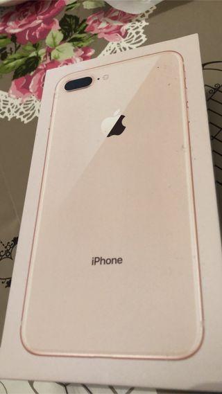 Se vende iPhone 8 Plus 64Gb