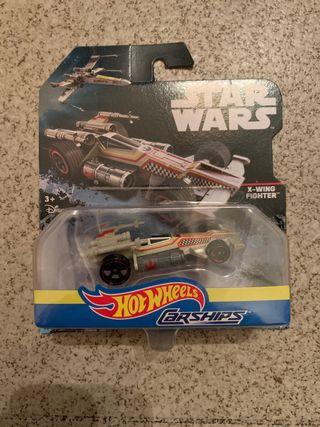 Hot wheels Star wars x-wing fighter
