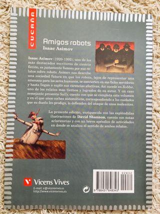 Amigos Robots Isaac Asimov