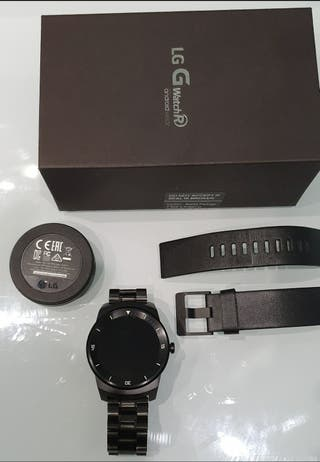 Reloj Smartwatch LG G Watch R como NUEVO