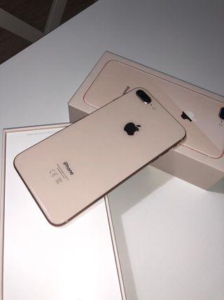 Iphone 8 Plus 64GB 340€