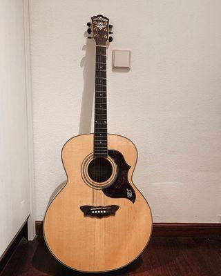 Guitarra acústica Washburn